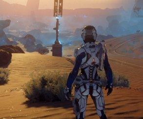 Mass Effect: Andromeda стартовала слабее прошлых частей