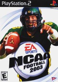 Обложка NCAA Football 2003