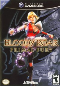 Обложка Bloody Roar: Primal Fury