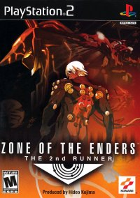 Обложка Zone of the Enders: The 2nd Runner
