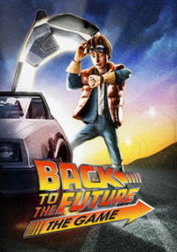 Обложка Back to the Future
