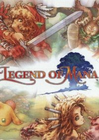 Обложка Legend of Mana