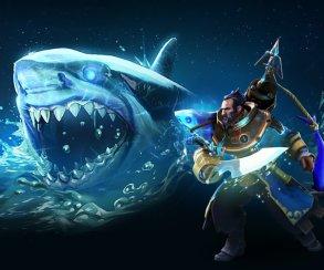 Кункка теперь повелевает акулами! Valve добавили герою эпичный предмет