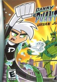 Обложка Danny Phantom: Urban Jungle