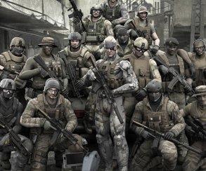 Новую Metal Gear Online покажут через неделю