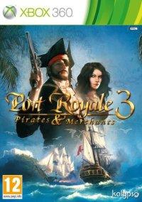 Обложка Port Royale 3: Pirates & Merchants