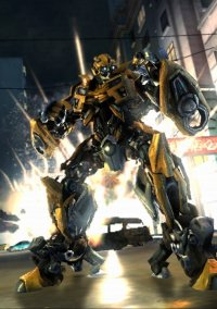 Обложка Transformers: Revenge of the Fallen - The Game