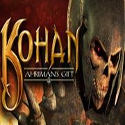 Kohan: Ahriman's Gift – фото обложки игры