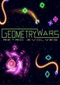 Обложка Geometry Wars: Retro Evolved