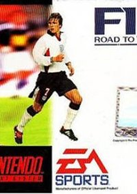 Обложка FIFA - Road to World Cup 98