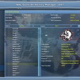 Скриншот NHL Eastside Hockey Manager 2007