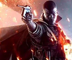 UPD: Официальный трейлер и промо-арт Battlefield 1