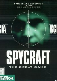 Обложка Spycraft: The Great Game