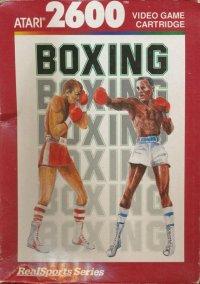 RealSports Boxing – фото обложки игры