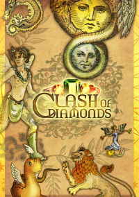 Обложка Clash of Diamonds