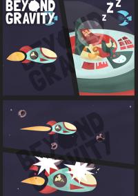 Обложка Beyond Gravity