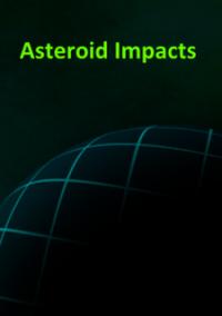 Обложка Asteroid Impacts