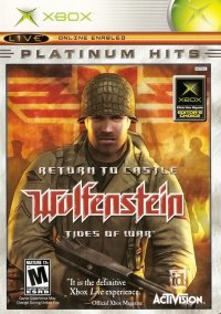 Обложка Return to Castle Wolfenstein: Tides of War