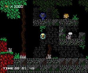 Героиня Cave Story появилась в трейлере платформера 1001 Spikes