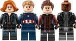 LEGO выпустит «кубический» супершпионский корабль SHIELD  - Изображение 4