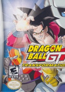 Dragon Ball GT: Transformation