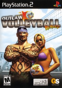 Обложка Outlaw Volleyball: Remixed