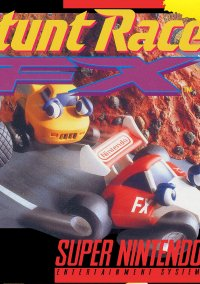 Обложка Stunt Race FX