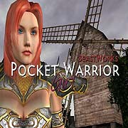 Обложка Pocket Warrior Girl