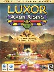 Обложка Luxor: Amun Rising