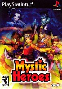 Обложка Mystic Heroes