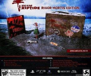 Анонсировано коллекционное издание Dead Island: Riptide