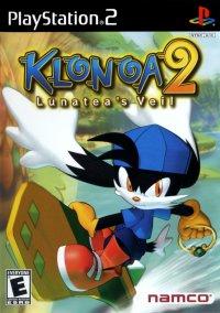 Обложка Klonoa 2: Lunatea's Veil