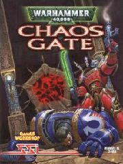 Обложка Warhammer 40,000: Chaos Gate