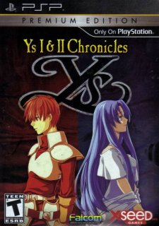 Ys I & II Chronicles+