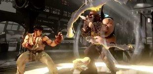 Street Fighter V. Демонстрация проекта на E3 2015