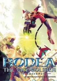 Обложка Rodea: The Sky Soldier