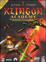 Обложка Star Trek: Klingon Academy