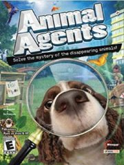 Обложка Animal Agents