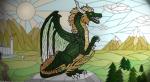 Огонь и кровь: драконы в истории кино и видеоигр - Изображение 26