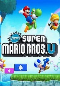 Обложка New Super Mario Bros. U