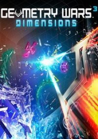 Обложка Geometry Wars 3: Dimensions