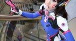 Миловидный косплей D.Va из Overwatch в исполнении ее соотечественницы - Изображение 10