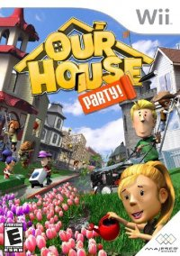 Our House: Party! – фото обложки игры