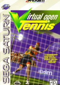 Обложка Virtual Open Tennis