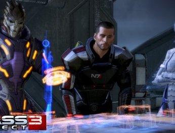 Сергей Орловский про Mass Effect 3. О синтетиках, органиках и смыслах в играх.