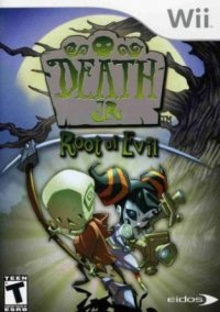 Обложка Death Jr.: Root of Evil