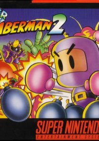 Обложка Super Bomberman 2
