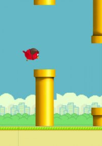 Обложка Bulky Splashy Bird: A Flappy Flyer Journey in Anicient City