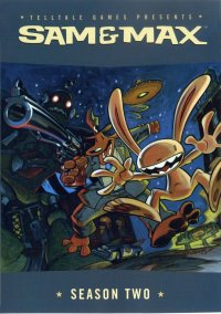 Обложка Sam & Max: Season Two