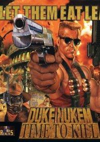 Обложка Duke Nukem: Time to Kill